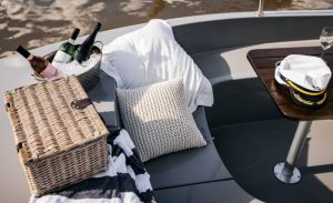GoBoat Brisbane Picnic Boat